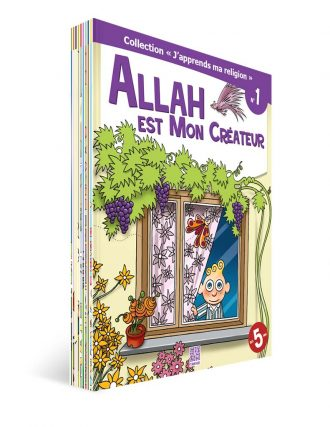 Pack J'apprends ma religion (10 livres)