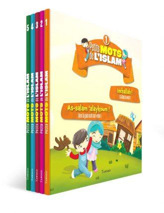 Pack Petits mots de l'islam (5 livres)