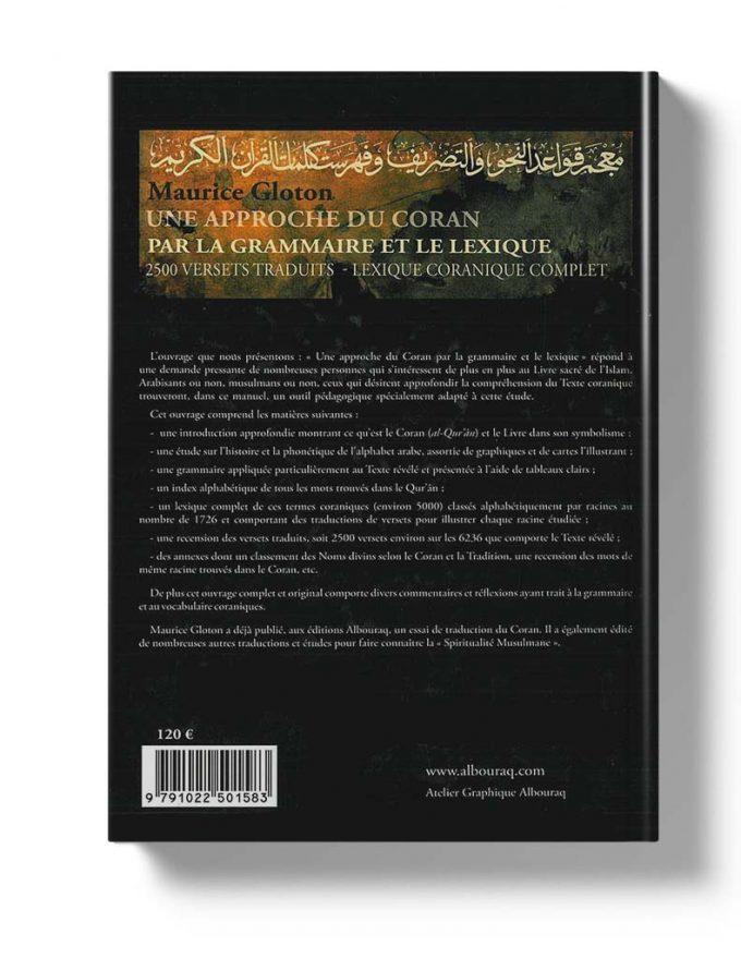 Une approche du Coran par la grammaire et le lexique