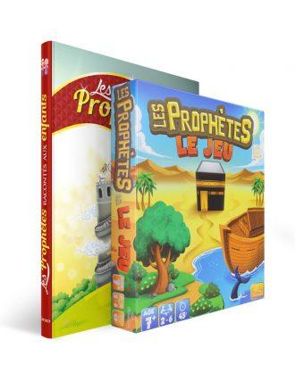 Pack Prophètes